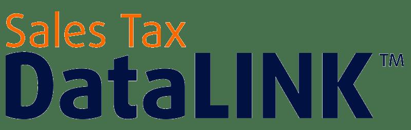 Sales Tax DataLINK
